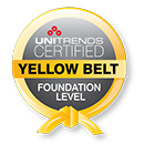 Unitrends Yellow Belt